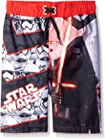 Star Wars Disney Boys Episode 7 Swim Trunk