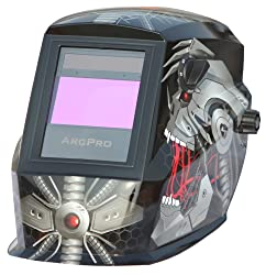 ArcPro 20704 Auto-Darkening Solar Powered Welding Helmet Review