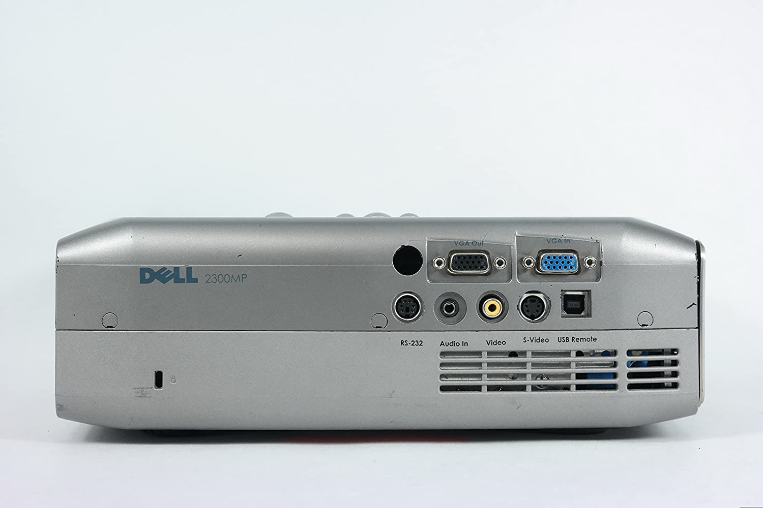 amazon com dell 2300mp projector with 2300 lumens xga resolution rh amazon com Dell 2300MP Repair Dell 2300MP Bulb Replacement