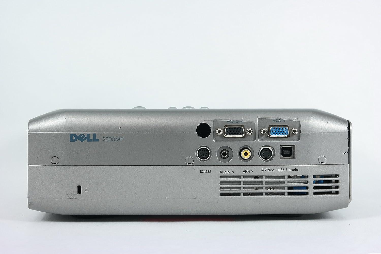 amazon com dell 2300mp projector with 2300 lumens xga resolution rh amazon com Repair Manuals Owner's Manual