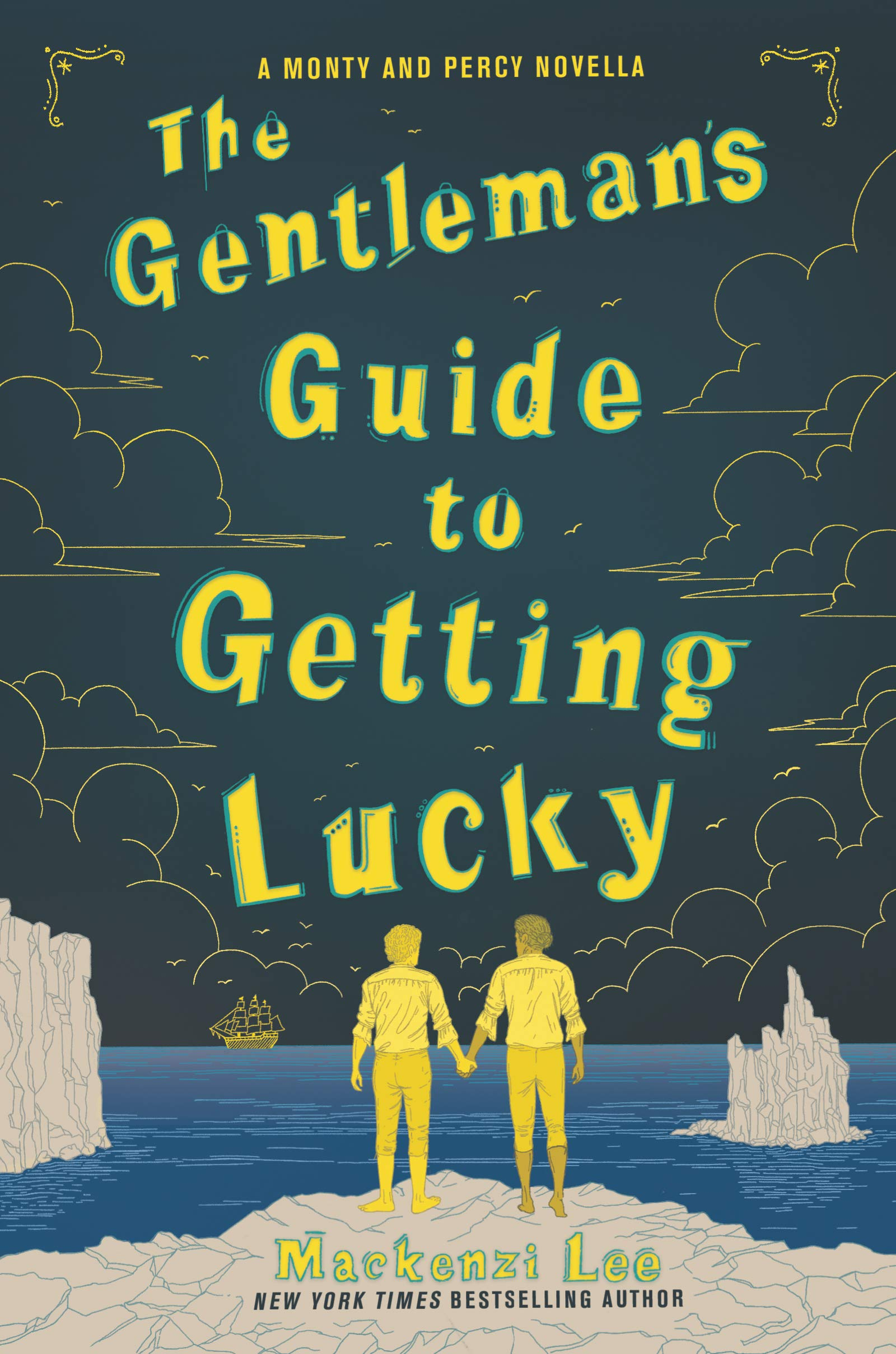 Amazon.com: The Gentleman's Guide to Getting Lucky (Montague ...