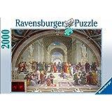 Ravensburger 16669 Raffaello: Scuola di Atene Puzzle 2000 pezzi