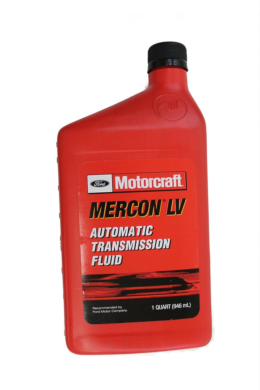 Amazon.com: Genuine Ford Fluid XT-10-QLVC MERCON-LV Automatic Transmission  Fluid - 1 Quart: Automotive