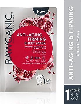 masque visage anti age bio