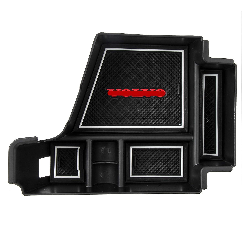 Moonet Car Glove Box Armrest Box Storage Box Secondary Storage for 2009-2017 Volvo XC60