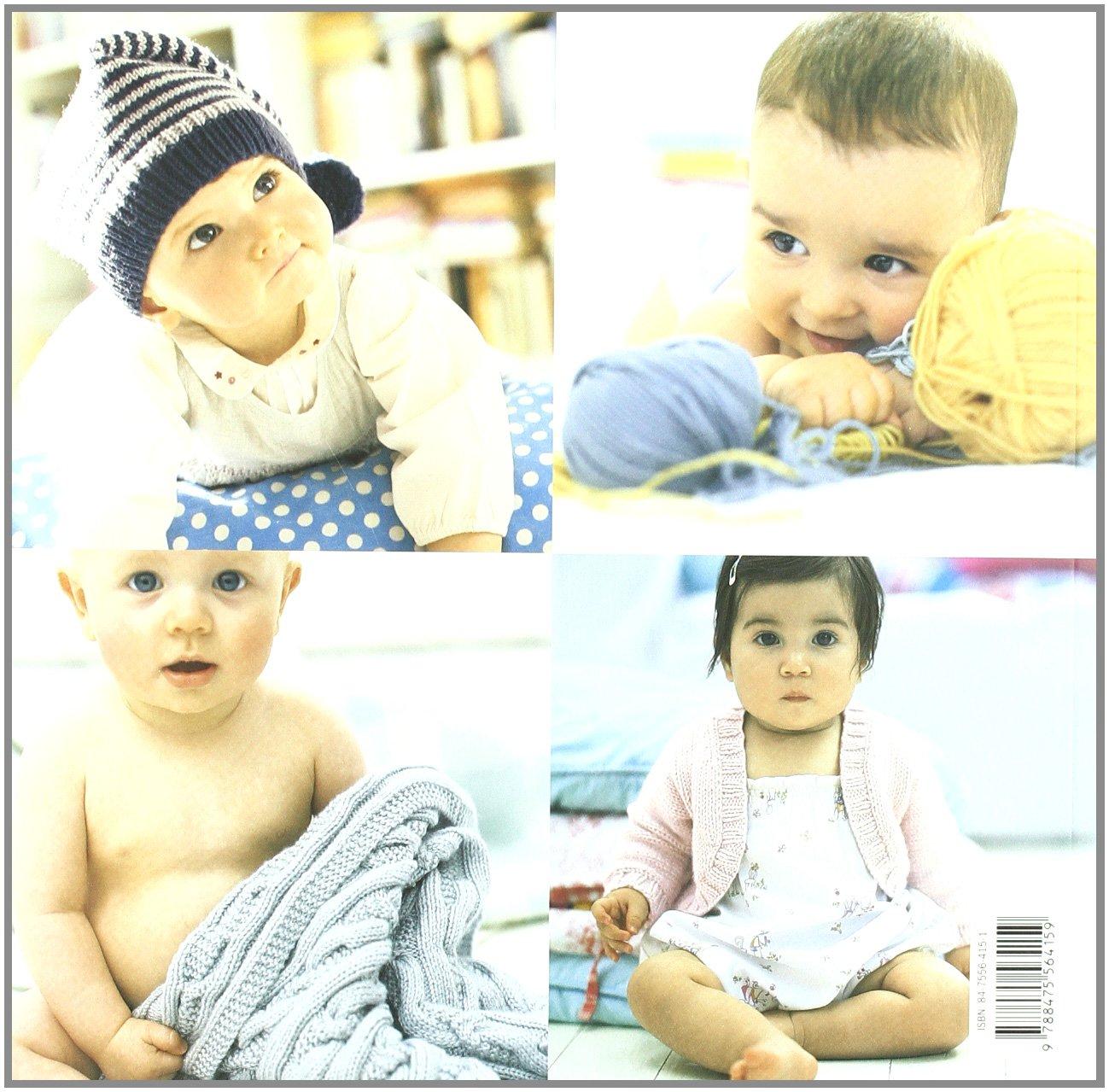 Solo Para Bebes/ Just for Babies: 20 Modelos Para Los Primeros Dos Anos De Tu Bebe (Tiempo Libre) (Spanish Edition): Debbie Bliss, Tim Evan-Cook: ...
