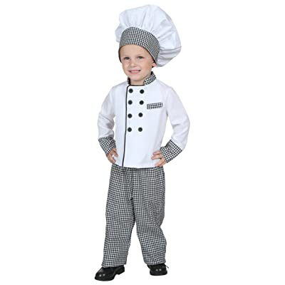 Toddler Chef Costume: Clothing