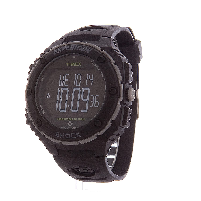 911624339926 Timex Expedition Shock XL - Reloj análogico de cuarzo con correa de resina  para hombre
