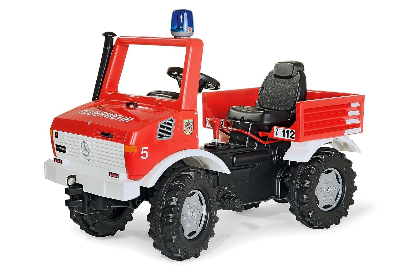 Rolly Toys Feuerwehr Unimog - Rolly Toys 036639