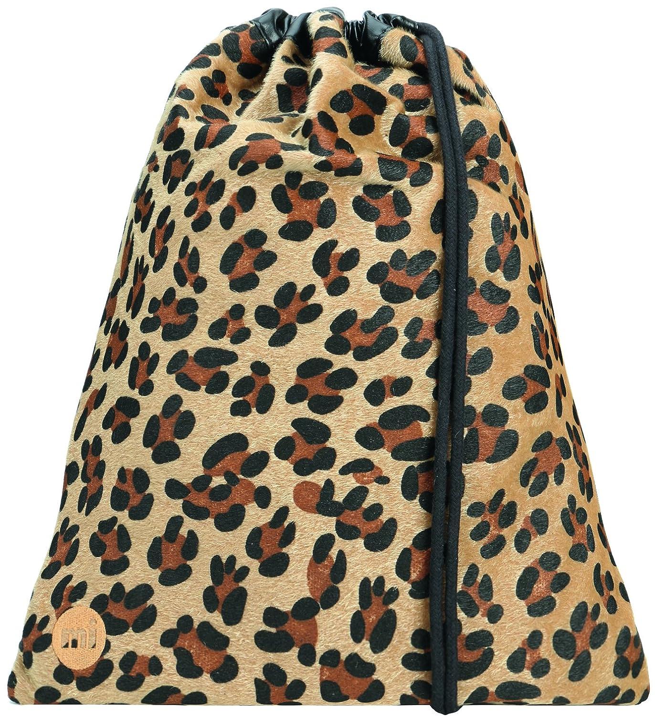 Mi-Pac Leopard Pony Kit Drawstring Bag, 41 cm, 20 L - Tan 740555-018
