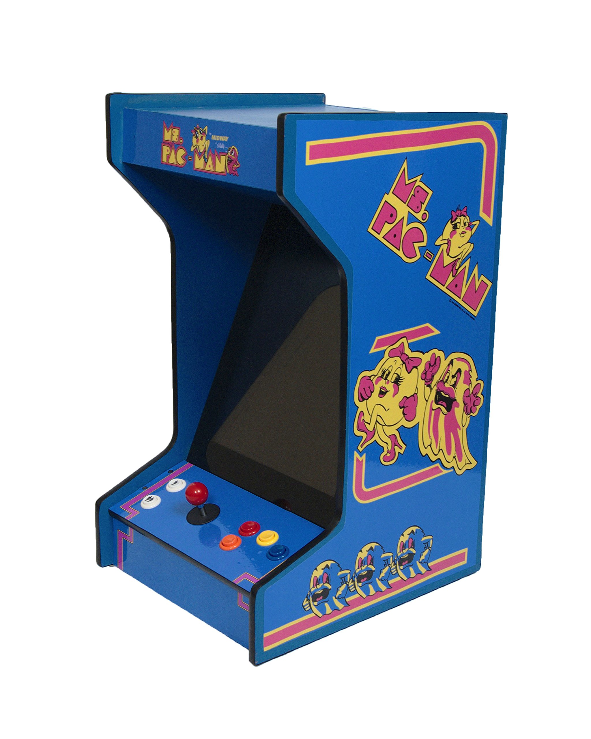 Tabletop/Bartop Arcade Machine With 412 Games