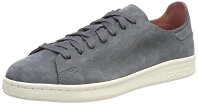 low priced 6d849 1ffe6 adidas Womens Stan Smith Nuud Fitness Shoes, Grey FiveAero Pink 0, 3.5