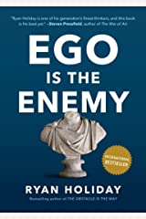 Ego Is the Enemy Hardcover