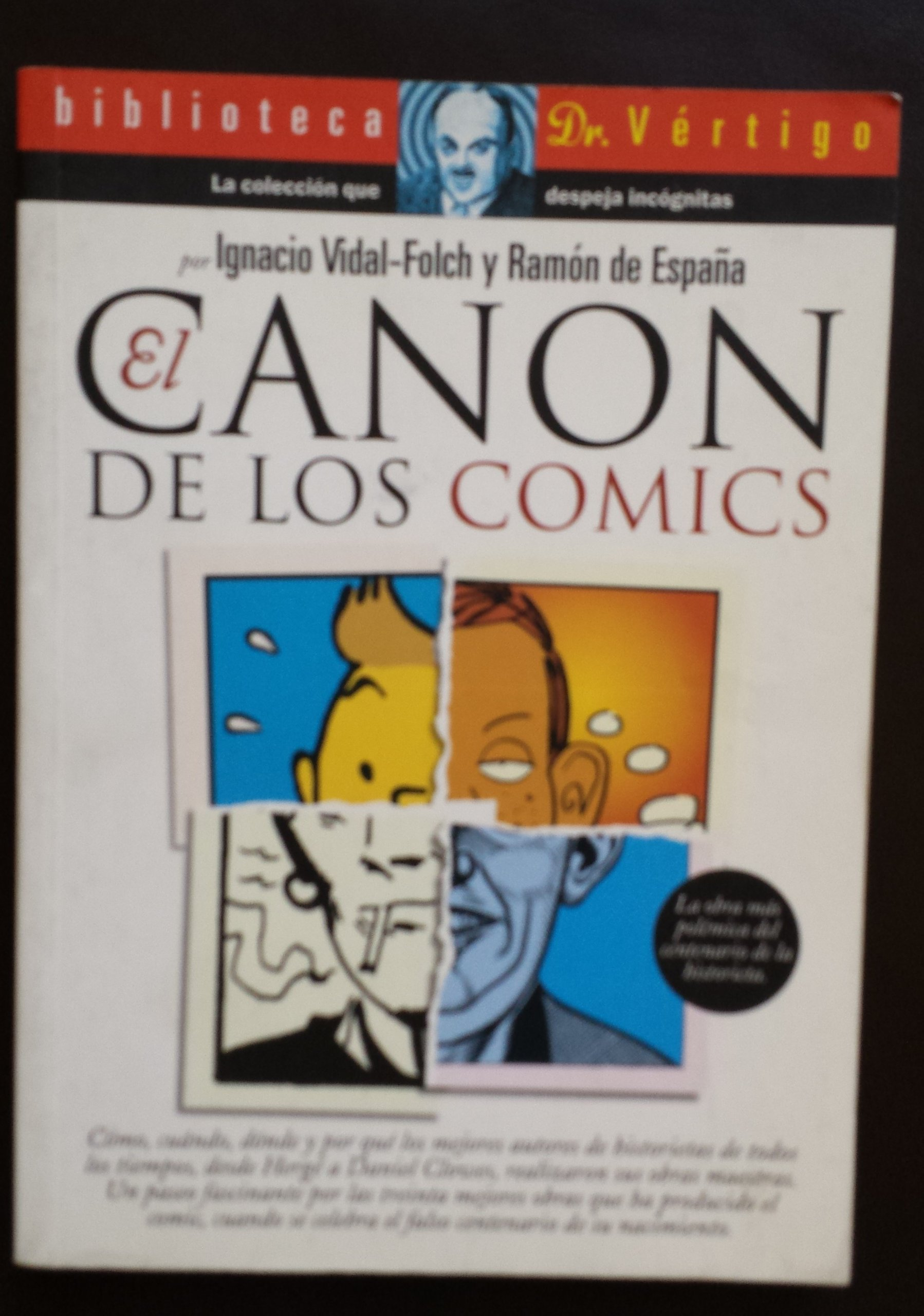 DR VERTIGO T. 7 EL CANON DE LOS COM: Amazon.es: Ramon De España, Vidal-Folch, I.: Libros
