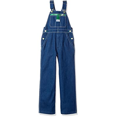 Liberty Big Boys' Denim Bib Overall