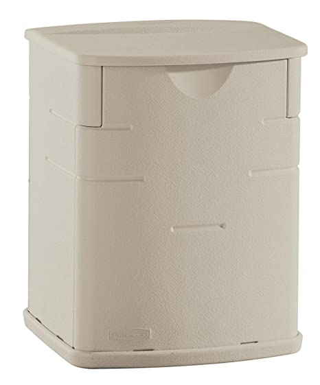 Fine Amazon Com Rubbermaid Fg374301Sston 11 H X 6 W X 5 D Squirreltailoven Fun Painted Chair Ideas Images Squirreltailovenorg