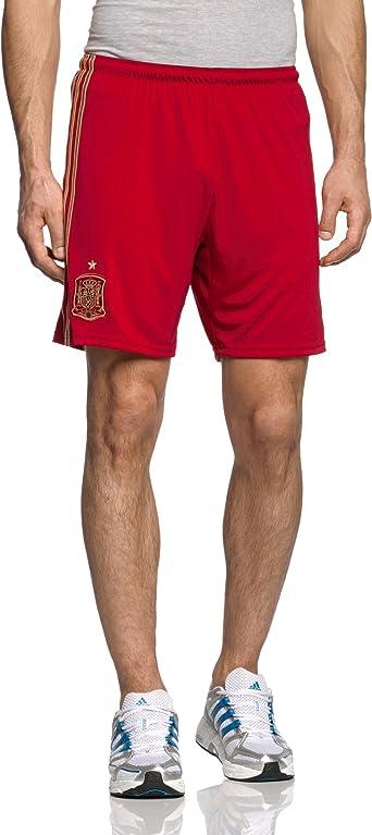 adidas Selección Española de Fútbol - Pantalones Cortos de fútbol, 2014: Amazon.es: Ropa y accesorios