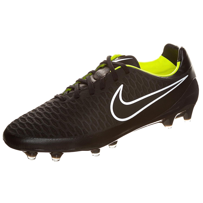 NIKE MAGISTA OPUS FG Football Boots 10.5 (Black): Amazon.co ...