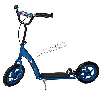 FoxHunter - Patinete BMX para niños y adultos (2 ruedas ...