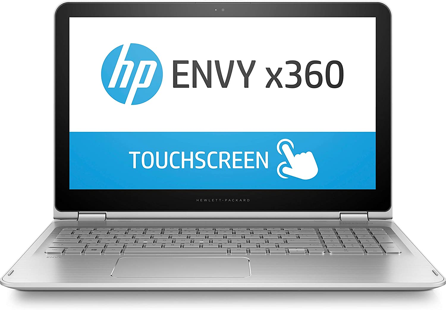 HP Envy Touch 13t x360 Convertible Ultrabook 7th Gen Intel i7 up to 3.5 GHz 16GB 1TB SSD 13.3in QHD+ B&O AUDIO WebCam WiFi (Renewed)