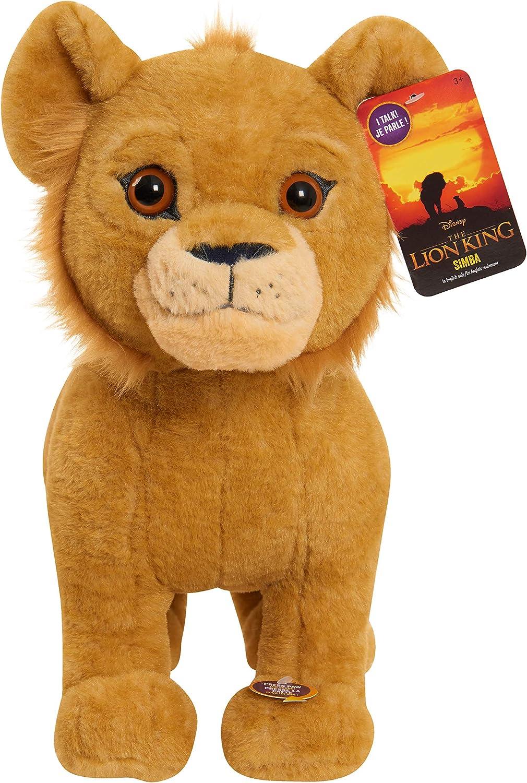 Lion King 22061 Live Action Movie 9 Large Plush  Simba
