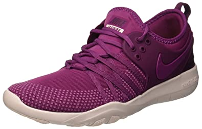 huge discount 1de5f 12dfb Nike Women's WMNS Free Tr 7 Trainers, Pink (Tea Berry/Siltstone Red/