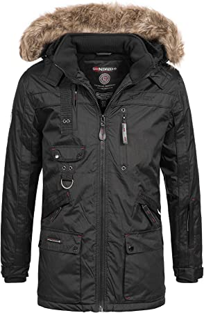 Geographical Norway Parka à Capuche Chirac Men 001 Blouson
