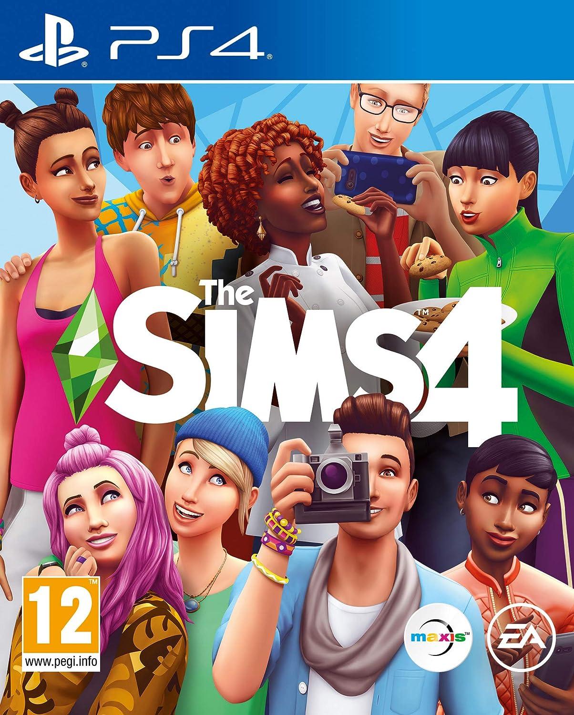 The Sims 4 (Playstation 4) [importación inglesa]: Amazon.es ...