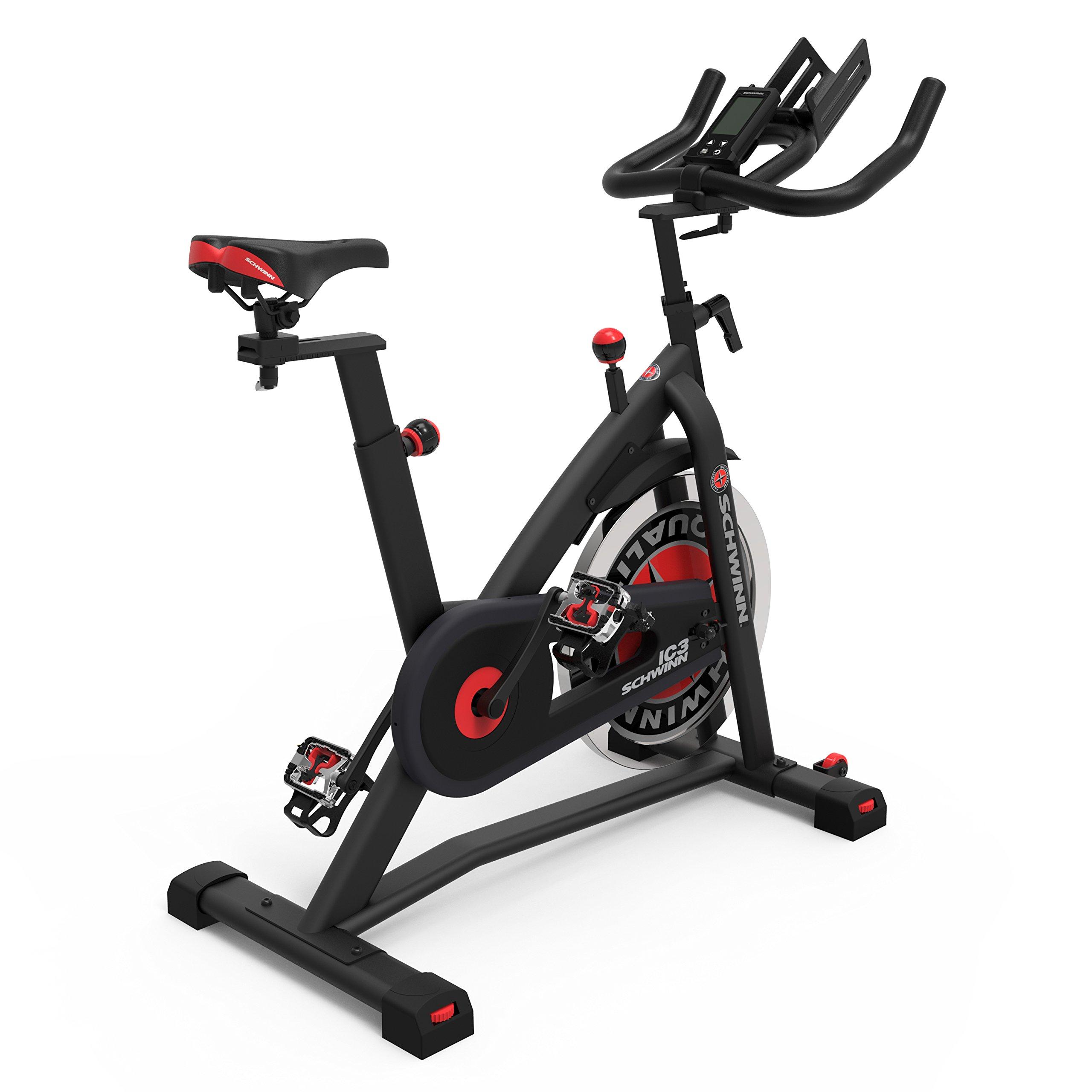 Schwinn IC3 spin bike
