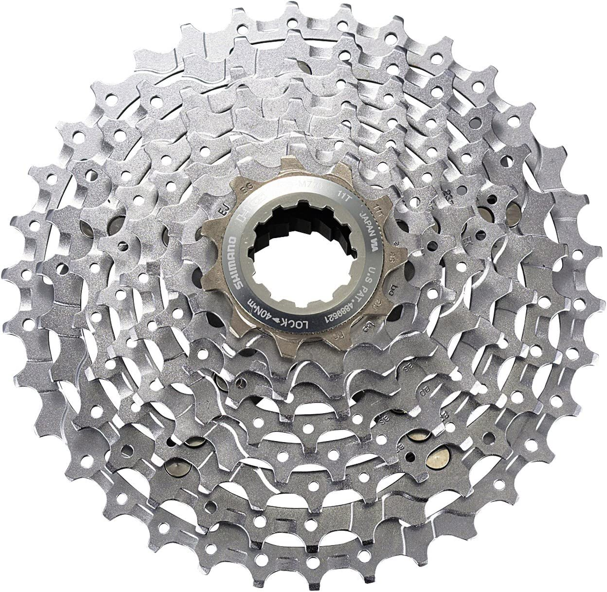 Shimano Deore XT HG Cassette Lockring for 11T Top Cog