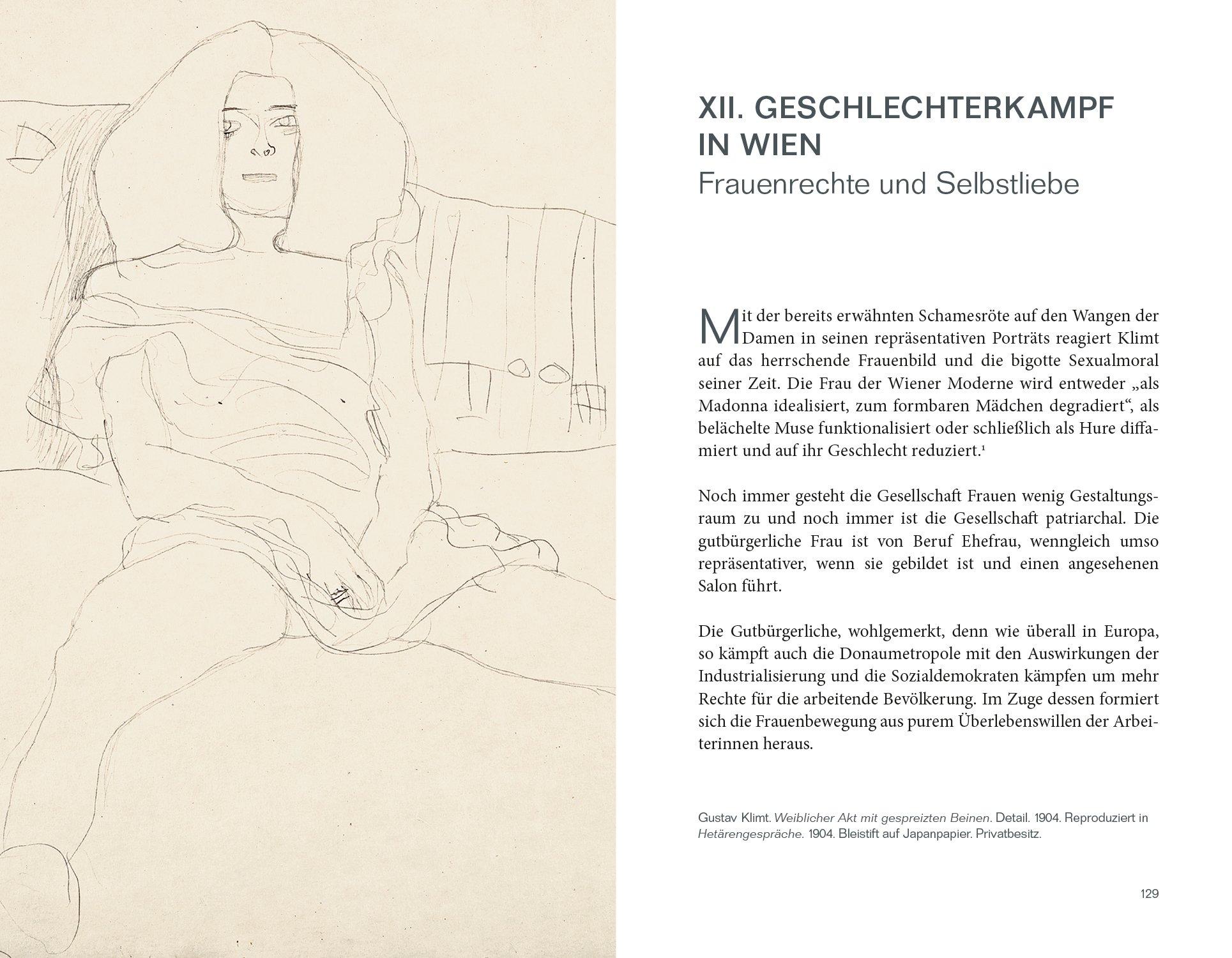 Gustav Klimt: Die Biografie: Amazon.co.uk: Mona Horncastle, Alfred ...