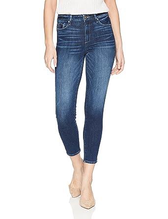 4a8b3abc66932 Amazon.com  PAIGE Women s Hoxton Crop Jeans  Clothing