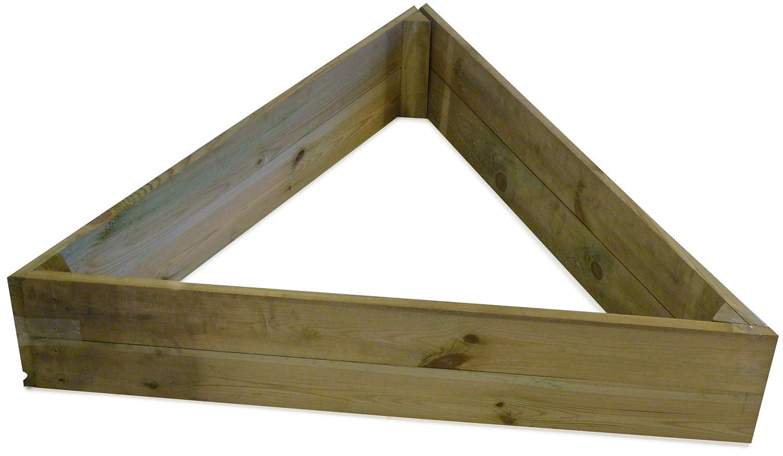 Apollo Hochbeet Dreieckig Amazon De Garten