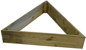 Apollo Hochbeet Pyramid Amazon De Garten
