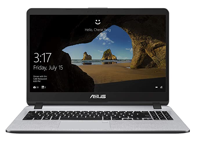 ASUS VivoBook X507UA Intel Core i5 8th Gen 15.6 inch FHD Thin and Light Laptop  8 GB RAM/1TB HDD/Windows 10/Integrated Graphics/Stary Grey/1.68 kg , X5