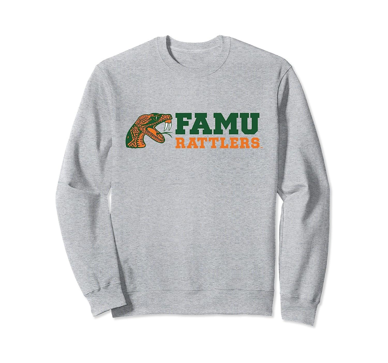 Florida A & M FAMU Rattlers Women's NCAA Sweatshirt RYLFAM06-mt