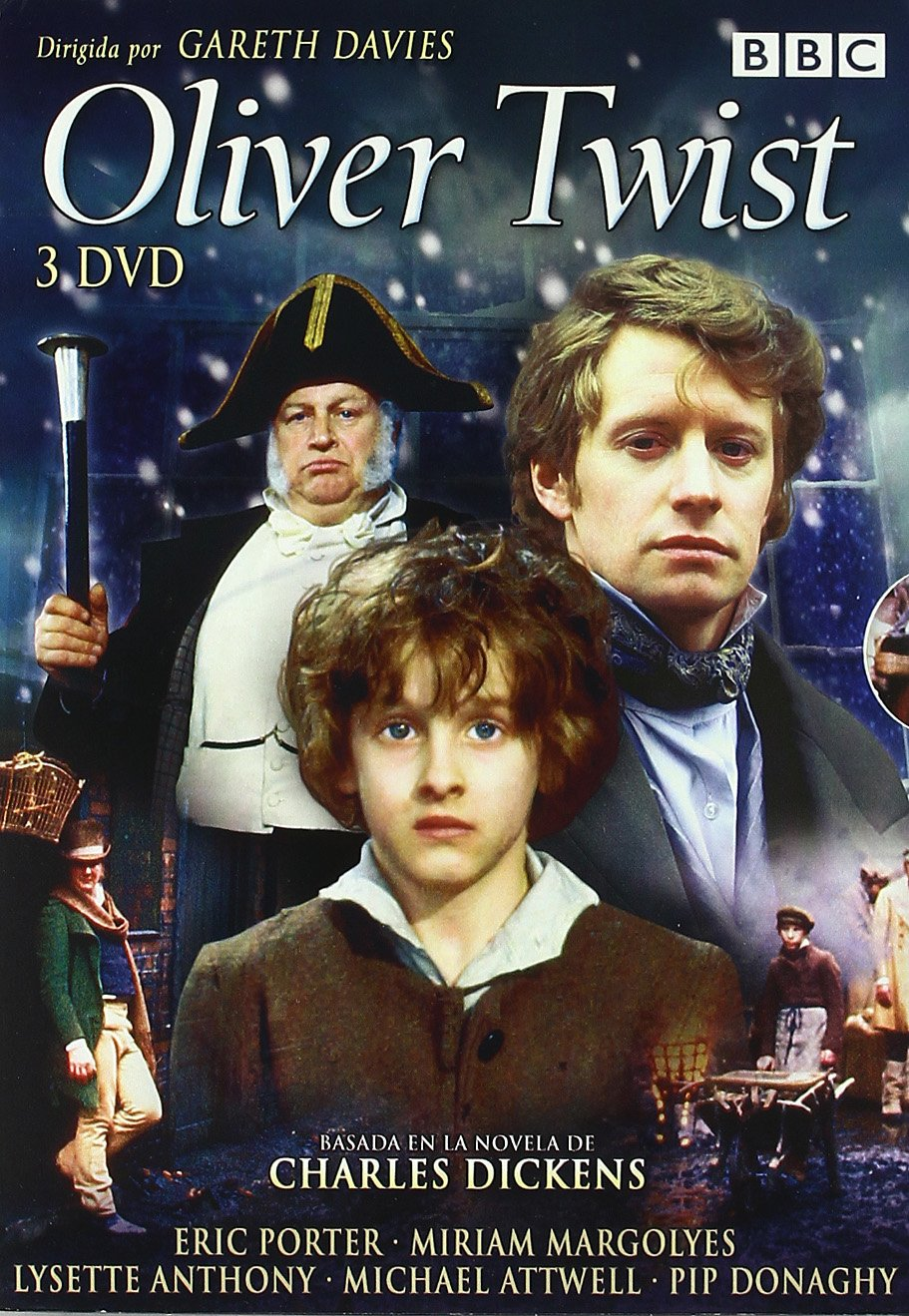 oliver twist amazon co uk dvd blu ray