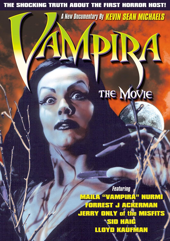Vampira The Movie Forrest J. Ackerman Sid Haig Julie Strain David J. Skal