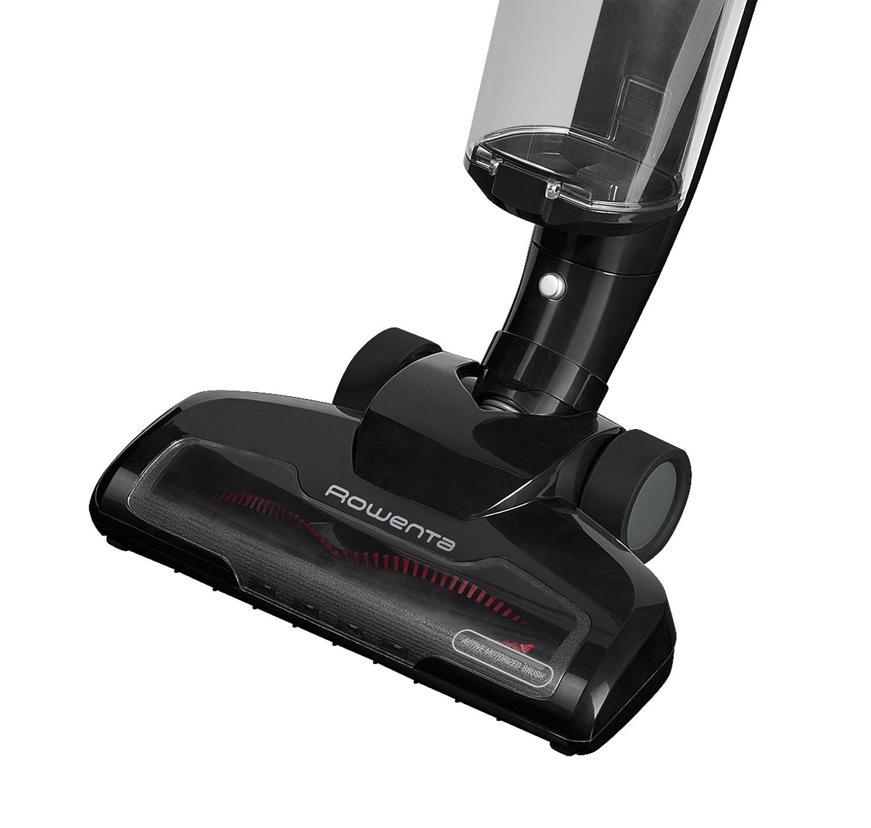 2 Velocidades Acero Inoxidable Rowenta RH6545 Aspiradora Negro 80 Decibelios 0.65 litros
