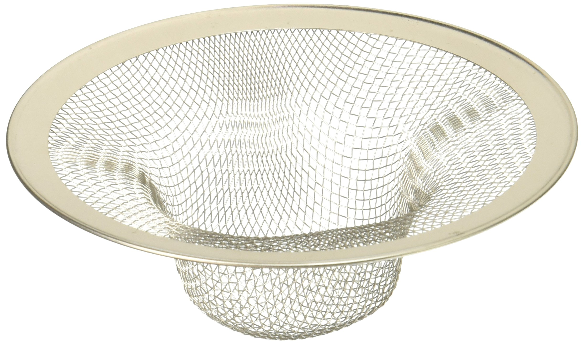 SE SP-LSWA-6 4-1/2'' Sink Wire Mesh Strainer (Large) (6 PC.) by SE