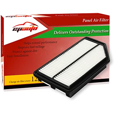 EPAuto GP042 (CA11042) Replacement for Honda Extra Guard Rigid Panel Air Filter for Odyssey (2011-2020): Automotive
