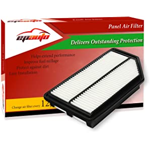 2014-2019 EPAuto GPA0A CX-5 2.5L Mazda 6 Replacement for Mazda Rigid Panel Engine Air Filter for SkyActiv Mazda 3 2013-2019 PE07-13-3A0A 2013-2019