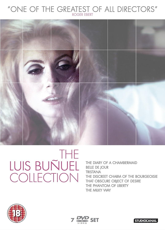 Amazon.com: Luis Bunuel Boxset [DVD]: Catherine Deneuve, Jean Sorel, Michel  Piccoli, Geneviève Page, Françoise Fabian, Macha Méril, Bernard Musson, ...