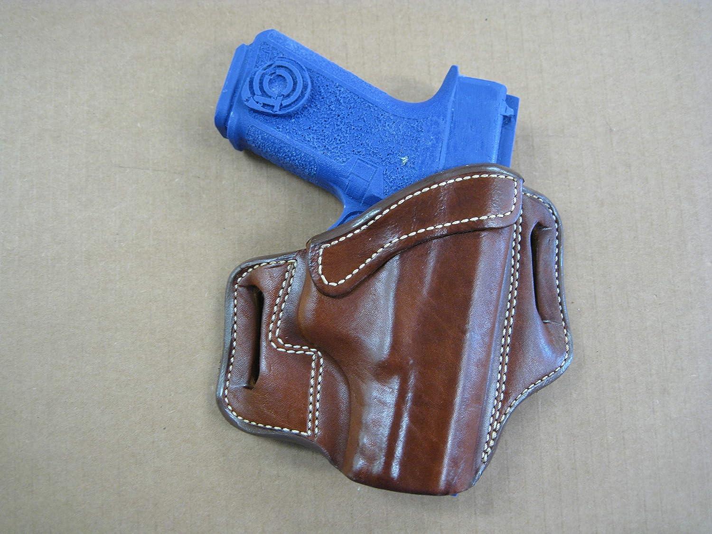 Amazon com : Azula Gun Holsters Polymer 80 Poly 80 Leather 2 Slot