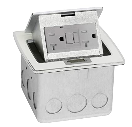 d4c66a19060 Lew Electric PUFP-CT-OW Countertop Box