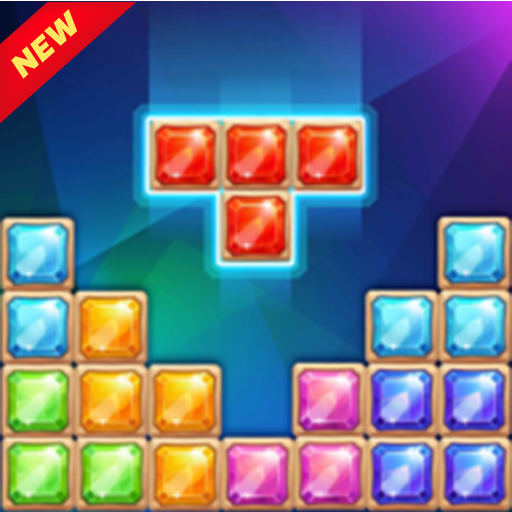 Jigsaw Blocks - Block Puzzle Jewel - free puzzle games for kindle fire