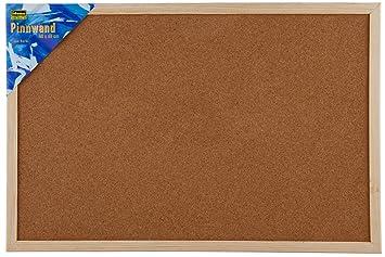 Idena 568022 - Pizarra de corcho, 40 x 60 cm