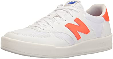 7ae5b6c7248a new balance Women s 300 White and Orange Running Shoes - 3.5 UK India (36