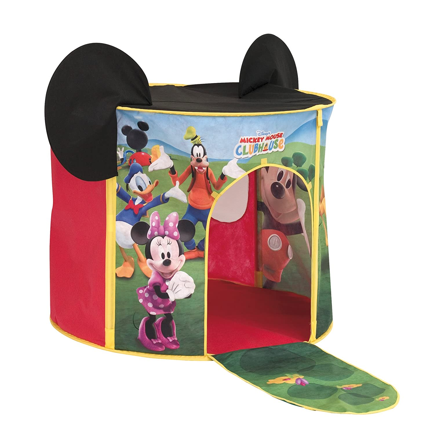 sc 1 st  Amazon UK & Mickey Mouse Club House Play Tent: Amazon.co.uk: Toys u0026 Games