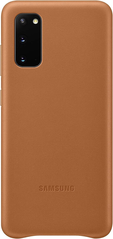 Rojo Funda de Cuero para Galaxy S20 Samsung